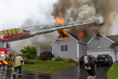Mica Court 2nd Alarm Fire (Shelton, CT) 6/22/21