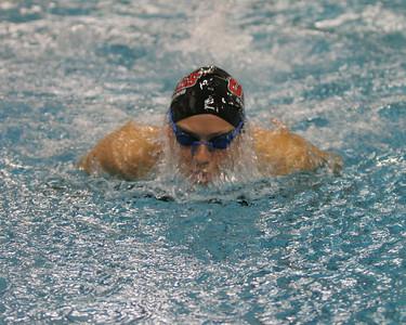 University of Massachusetts NCAA Swimming 2004
