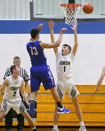022620 Indian Creek boys basketball vs Durand
