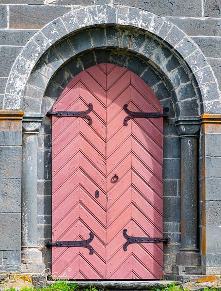 St Nicholas door