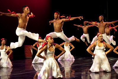 Deeply Rooted Dance 2009