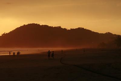 Sunsets at Jaco