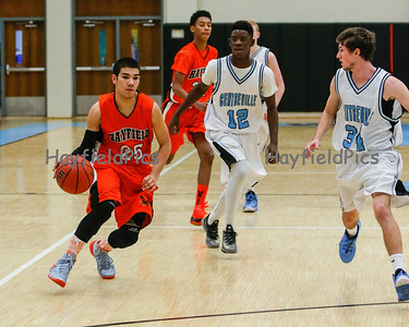 Boys Basketball JV Centreville 1/8/14
