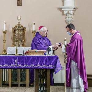 Archbishop Blair's Visits
