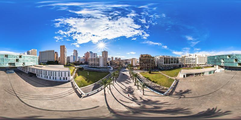 Plaza SS.MM. Los Reyes de España