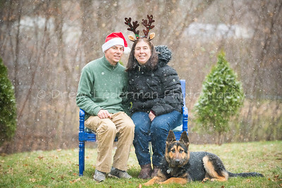 Mary, Robert and Missy 12/9/17