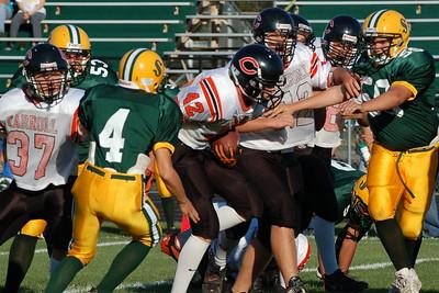 Saydel Freshman Football - Carroll 2008