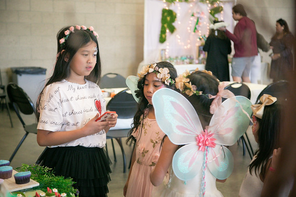 Rosalind and Isabella's 7th Birthday by 1Dreamevents