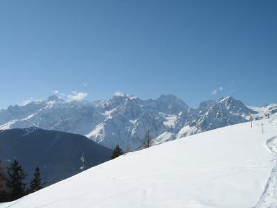 Mont Brûlé Randonnée