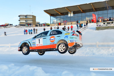 24.-25.01.2014 | Arctic Lapland Rally, Rovaniemi