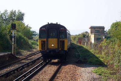 Sussex & Kent (20-09-2003)