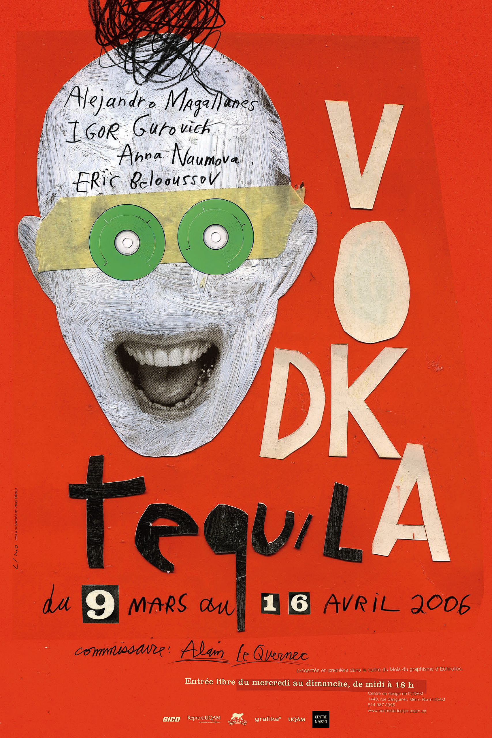 2006 - Exposition - Vodka Tequila ©Lino