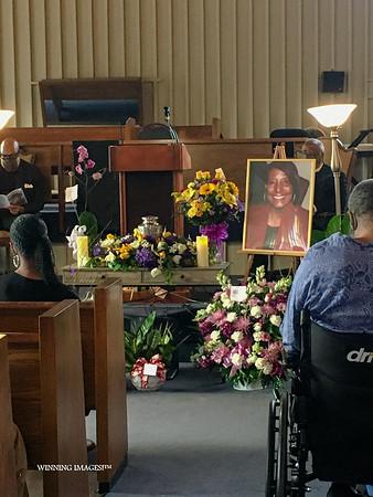 Aunt Susie's Memorial Service