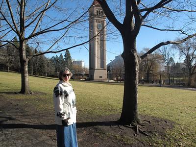 Spokane getaway 1-22 & 23 2011