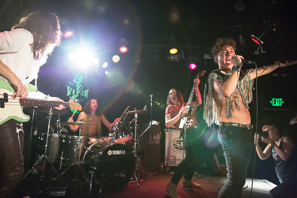 Greta Van Fleet, Viper Room 7-25-17