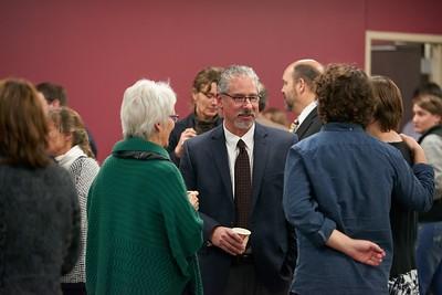 2015 UWL Roger Haro Professor of the Year Reception