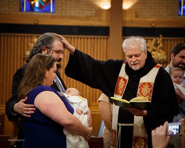 20160605 Benjamin's Baptism