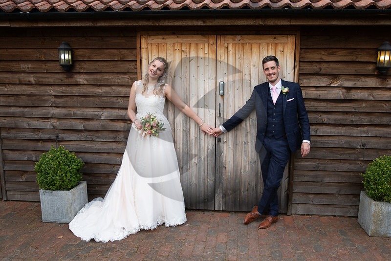 Abi & Simon - Oaks Farm