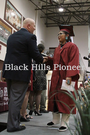 2016 SHS graduation