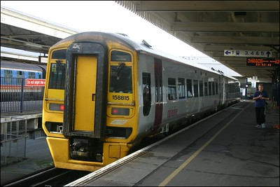 Rail Scene - 2005
