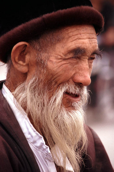 Kashgar, Xinjiang, China 2004