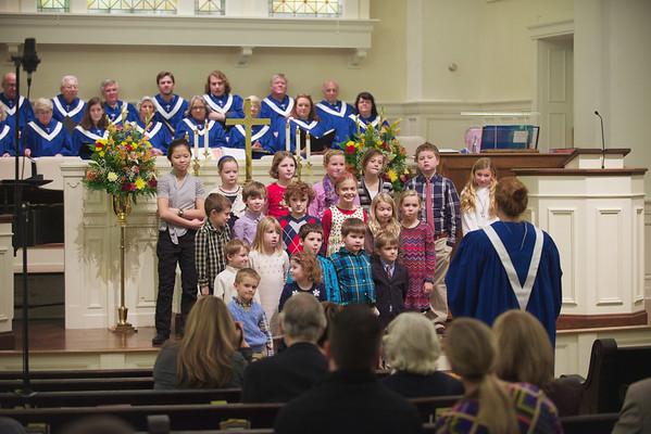 Children's Choir Nov 17th