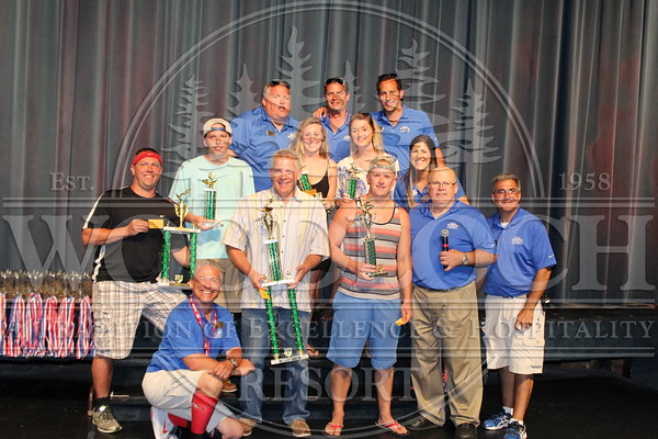 August 14 - Awards