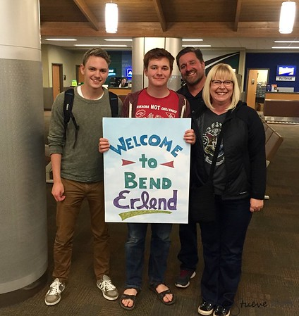 Erlend's Grand Adventure in Oregon 2016-2017