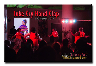 3 oct 2014 Juke Cry Hand Clap