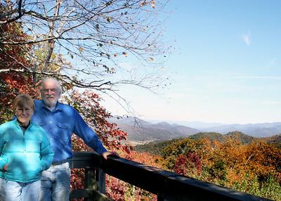 10/17/10 to 10/19/10 - Black Rock State Park, Clayton, GA