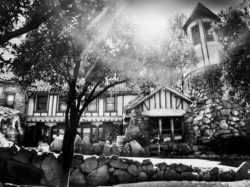 Amy Strong Castle, Ramona, California