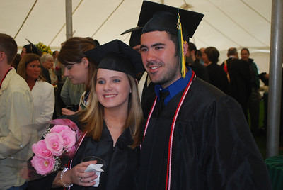 SUNY Oswego Graduation - May 14, 2011