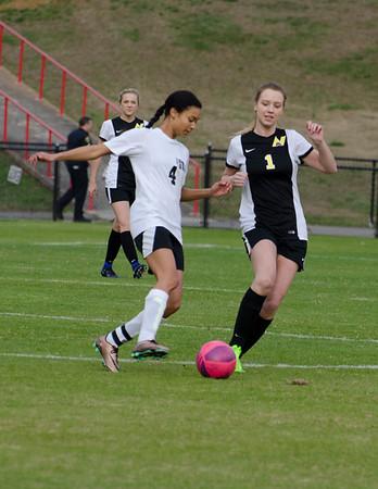 MHIS Girl's Soccer 2017