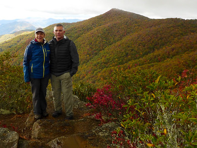 Waterrock Knob to The Pinnacle to Sylva