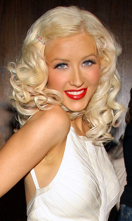 2006-08-15 - <br>Christina Aguilera Marquee Party