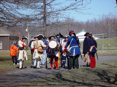Ft. Bull 2006 reenactment day two