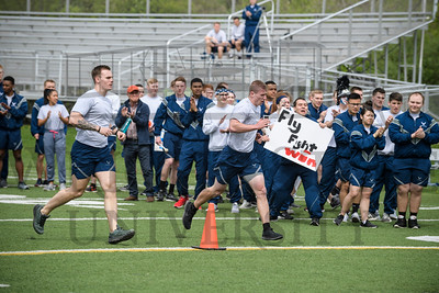 50241 Army ROTC vs Air force ROTC Provost Cup Fitness Challenge 4-24-19
