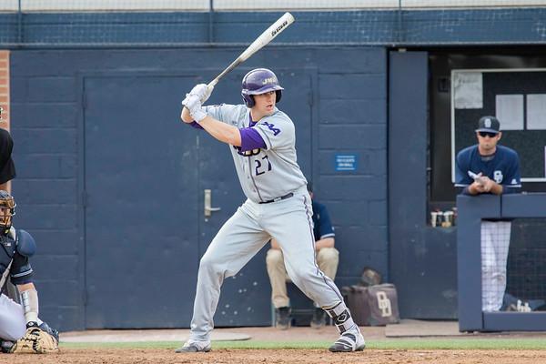 JMU Baseball - Brett Johnson