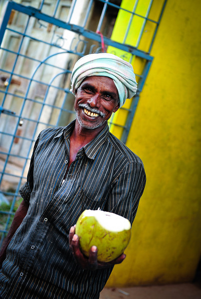 Color Portraits From India