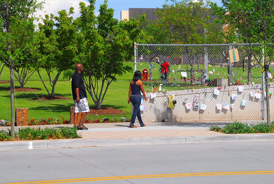 Oklahoma City National Memorial May 22, 2011