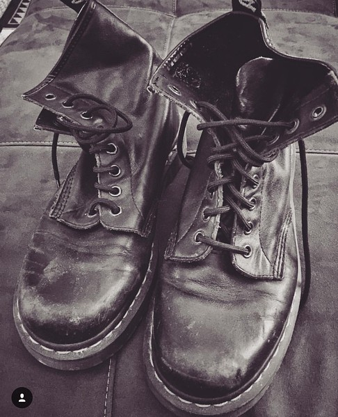 My Doc Martens