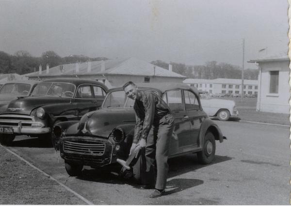 1958 Ed's Army Days