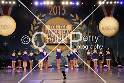 2015 Dance-Pom & Hip Hop routine