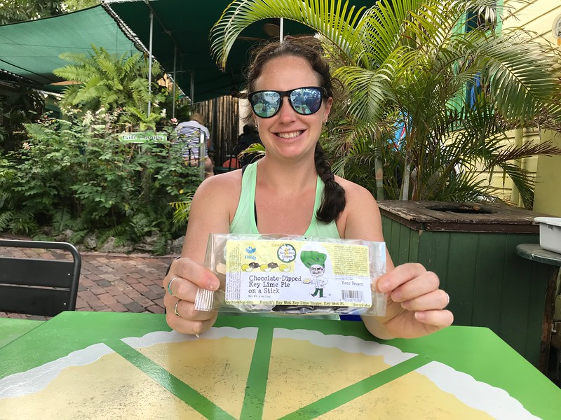 Places to eat in Key West - Kermits Key Lime - Lina Stock