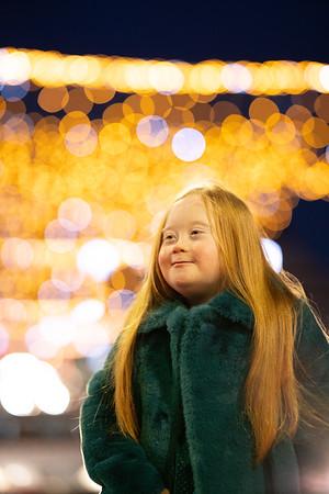 MEA Christmas Shoot - Andrea