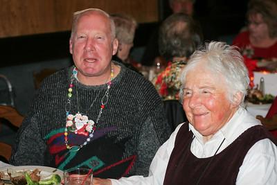 2008 49ers Christmas Dinner