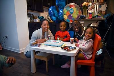 Jackson 3rd birthday