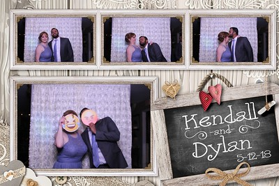 Dylan and Kendall's Wedding 5-12-18