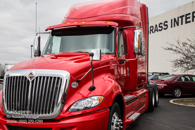 2014 International ProStar | Unit L-614