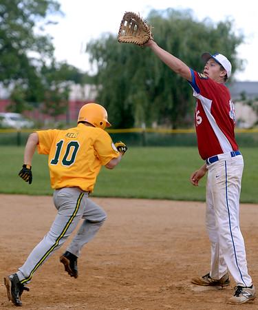 06-16-15 Roslyn vs Fort Washington Legion Baseball